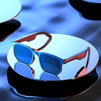 Smart Audio Glass Wirels Folding HD Nylon Lens Sunglass Speaker Portable bluetooths handfree glass sunglass