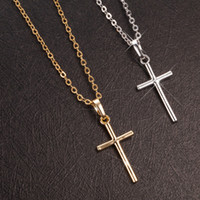 S2213 Fashion Jewelry Cross Pendant Necklace Women Choker Necklaces