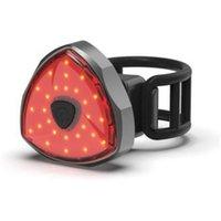 Велосипедные огни Велосипедные задние фонарики USB Зарубежная светлая интеллектуальная гравитация чувствительная тормозная лампа препарата горной безопасности