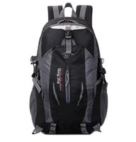 40L großhandel taschen leichte wasserdichte reise outdoor sport camping wandern rucksäcke