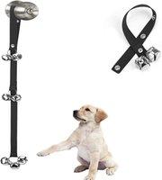 Hondendeurbellen Premium Potty Verstelbare Pet Bells voor het trainen van uw puppy Gemakkelijk - Hoge kwaliteit - 7 extra groot luid
