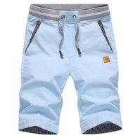 Diseñador Pantalones cortos de carga para hombre Casual Slim Plus Tamaño Men Beach Shorts Masculina Moda Trashes transpirables