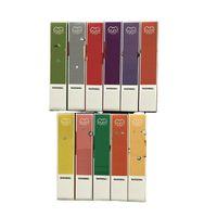 Puf Çubuğu Artı 88 Renkler Tek Kullanımlık Cihaz 550 mAh Pil 3.2 ml Ön Dolgulu Vape Sopa Taşınabilir Buhar Puf XXL Çift Bang XXL Anahtarı Duo Puf Bar Sigaralar