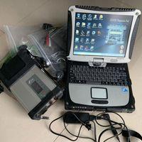 Outils de diagnostic MB STAR C5 Diagnostiquez le scanner avec PC CF19 Laptop CF-19 4G SSD Software 2021.06 Windows 10 Prêt à l'emploi
