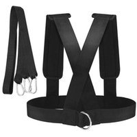 Outdoor Fitness Equipment Training Belt Weight Bearing Speed Assist Strap For Gym Workout Basketball Exercise