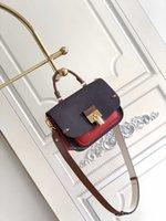 Premium Vaugirard bolsas mulheres bolsa de ombro senhora designer malas m44548 m44354 m44353