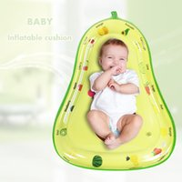Avocado Shape Water Cushion Child Baby Game Play Mat Inflata...