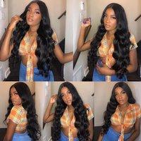"Filipijns Body Wave Hair Extentions 3/4 Stks Virgin Filipijns Haar Bodywave 28 Inch 30 Inch Diepe Body Wave Golvende Bundels Groothandel LANGERSEST 40 """