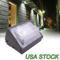 가로등 180W LED 벽 팩 조명 DAWN 12000LM 5000K 일광 IP66 방수 Wally 마운트 야외 보안 조명기구