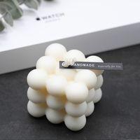 실리콘 금형 수제 DIY 공예 촛불 비누 제조 수공예품 687 S2