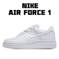 Classic Airforce AF1 ВВС 1 человек Повседневная обувь Женщины Модные кроссовки
