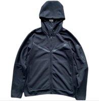 Autunno e inverno sport tempo libero maschile maglione di cotone con cappuccio New Fashion Brand Man's Coat Plus Size S-3XL BNI0-KE9