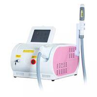 Taşınabilir Lazer Epilasyon Makinesi Kalıcı SHR Opt IPL Hairremover Cilt Gençleştirme Pigment Akne Terapisi Salon Spa Kullanımı