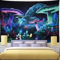Tapisserie psychédélique, suspension murale de tapisserie, Tapisserie trippy pour chambre à coucher, salon, dortoir, décoration de la maison DDA5487