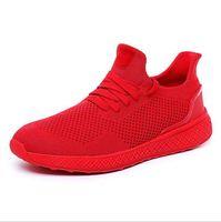 2019 verão novo esportes sapatos homens tendência feminina respirável tamanho grande tênis sapatos sapatos casuais livre com caixa