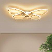 Ceiling Lights Modern Chandelier Living Room Decoration Luzes De Teto Bedside Aluminum Lighting Light