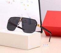 Designer di alta qualità Top Nuovo Dita Fashion Sunglasses 2342 Man Donna Casual Occhiali Casual Brand Sun Lenses Personalità Eyewear con scatola