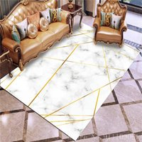 Carpets Geometric Grid Marble Texture Line Play Mat Rug Outdoor Simple Carpet Home Room For Kids Living Bedroom