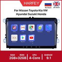 2din 9inch GPS Car dvd Multimedia Player Android 10.0 Radio For Skoda Seat Volkswagen VW Passat b7 POLO GOLF 5 6