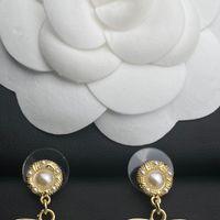 C001-42 Stud Pearl Earrings Material Made Luxury Designer Earring Festival Gift Bracelet Necklace Rings
