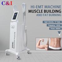 2021 EMslim HI-EMT Shaping Machines EMS Electromagnetic Muscle Stimulation Fat Burning Body Slimming Machine HIEMT Beauty Equipment