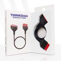 ThinkCar Thinkdiag OBD2 Cavo di prolunga universale 16 pin maschio a femminile auto diagnostica Automotive OBD 2 Adattatore