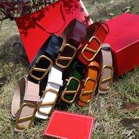 Mens Womens Cinture Fashion Designer Betls per le donne Uomo Cintura Bronzo Lettera Berckle Fashion Brand Belt con scatola larghezza 3.0 cm 202105185xv