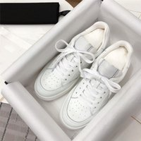 Fashion Sports Series Skateboard Shoe boot Small Fresh Original Calfskin Fabric Low-top Sneakers Luxury Brand Designer Womens Shoes With com
