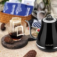 Gooseneck Coffee Electric Kettle 1.2L Stainless Steel Mouthpiece Tea Electric Kettle 304 Stainless Steel Electric Kettle