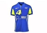 2021f1 Été hors route Moto de montagne Vélo d'équitation Loisirs Sports Shirt Racing T-shirt Ventilateurs de voiture Rouler des uniformes polo à manches courtes peut être personnalisé