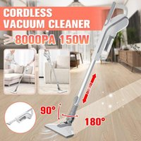 Wireless Vacuum Cleaner Handheld 2Gear 8000pa Cordless Stick Aspirator Carpet Car Dust Collect Sweep Mites Clean Cleaners