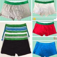 Nouveau Mens Steel Boxer Steel Letter Impression Sous-robe à l'extérieur Porter Print Sous-gardures Sous-vêtements pour hommes Sous-vêtements Culotte Shorts