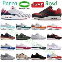 2021 Parra Şok Emici Yükseklik Artan Koşu Ayakkabıları Bred Yıldönümü Turuncu Yeşil Kırmızı Aqua Clot Zaman Kapsül Paketi Erkek Kadın Spor Sneakers