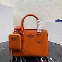Designer Carteira Importada Últimas Latest Gloss Cross Grão Cowhide 3BA296 Este design três-em-um é incrível parte superior dos sacos de moda única originais