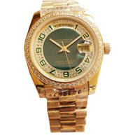Top Quality 36mm Ladies Automatic Mechanical Watches Stainless Steel Women Wristwatch montre de Luxe Free Transportation