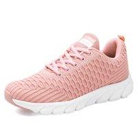 Frau Mann im Freien Sneaker für junge Mädchen Junge chaussures Atmungsaktive weibliche männliche Mesh Sportschuhe Leichte Laufschuhe C Q0728