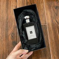 Top Quality Jo Malone London Perfume Parfums Pêra Inglesa 100ml Selvagem Bluebell Colónia Perfumes Fragrâncias para Mulheres