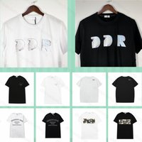 Alto Quanlity T Shirt Hombres Mujeres Manga corta Diseñador Camiseta Diseñadores Camisetas de verano Camisetas Casual Tamaño S-3XL