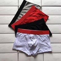 Männer Shorts Unterhose Mann Reife Höschen Junge Unterwäsche Für männliche sexy große Größe Sommer Hohe Qualität Modebrief Druck Alltagshose