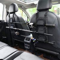 차량 뒷좌석을위한 붐 낚시 VBC 낚싯대 홀더 캐리어 3 극 자동차 주최자 1601 Z2
