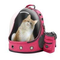 Transporteurs de chat, caisses maisons sacs sac respirant sac à dos pour animaux de compagnie caca pour la randonnée de voyage marche en plein air usage de chien chats de chien