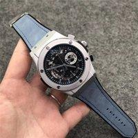 Mens Relógios Top Luxury Sports Exército Quartzo Relógio Chronograph Stopwatch Mergulhador De Aço Inoxidável Designer relógio de pulso de relógio de relógio de relógio