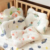 [Simfamily] Brand New Baby Travesseiro Recém-nascido Sleep Apoio Cropicave Travesseiro Criança Almofada de Almofada Prevenir Cabeça Flat para 0-3 Ano 825 y2