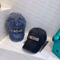 Бейсбольные колпачки ведро шапка мода буквы шляпы для мужчины женщины популярное мяч шапка дизайн 2 цвета высочайшего качества