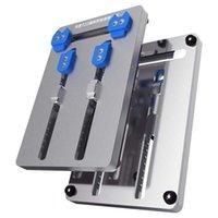 Outils de réparation de téléphone portable MIJING T22 T23 T24 T26 Maintien de l'alimentation en alliage d'aluminium Portée mobile PCB Plate-forme de carte mère
