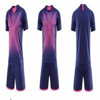 남자 # 48 Soccers Jerseys 키트 패션 확장 거리 스타일 티셔츠 의류 곡선 밑단 티셔츠 힙합 도시 빈 기본 T 셔츠 크기 S-XXL