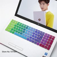 Keyboard Covers 15 15.6 Inch Notebook Laptop Cover Protector Skin For ENVY X360 15-bd001TX PAVILION 15-CB073TX 15-CB075TX 15-BR001TX