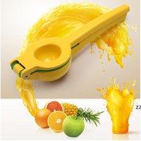 Metal Limon Kireç Sıkacağı El Mutfak Aletleri Narenciye Basın Paslanmaz Çelik Manuel Sıkacağı Ev Araçları HWB8203