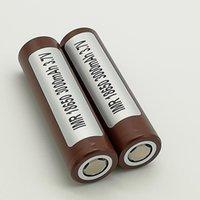 Vendita calda 100% di alta qualità HG2 18650 Batteria ricaricabile da 3000 mAh per la scatola elettronica delle sigarette Mod