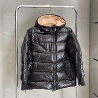 90s Clothing Winter France Luxury Women's Short Hoodie Down Classic Fashions Leather Jacket Designer Sweater Mens Coats Woman Plus Size Vest Outerwear Black Parkas